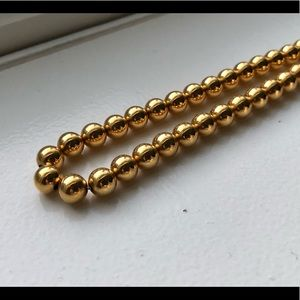 Jewelry - Gold-platted Necklace